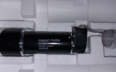 KBA Motor MAXON 320459 Swiss made 788414 LITHEC (L0860696)