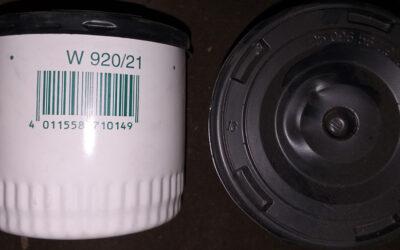 Фильтр W920.21