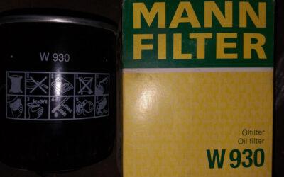 Фильтр W930