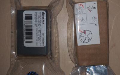 Лопатки для компрессора 90134900007 (Becker)