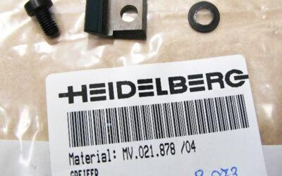 Heidelberg печатное оборудование MV.021.878.04